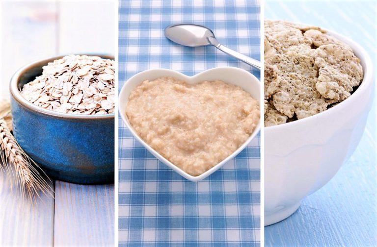 геркулес на завтрак без варки для похудения