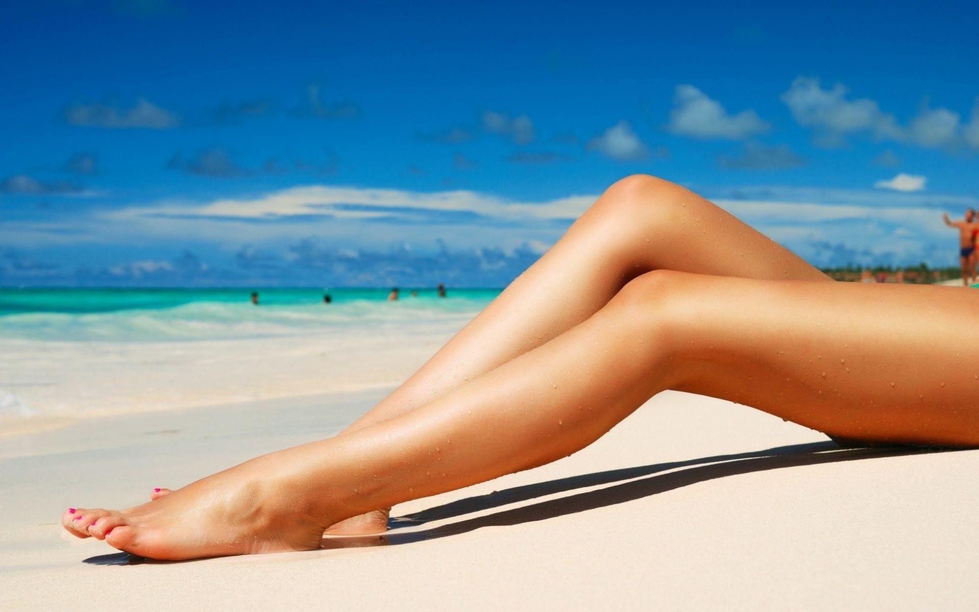 Как сделать красивые стройные ноги в домашних условиях