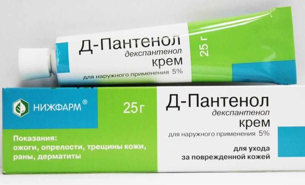 Мази и крема от дерматита на руках
